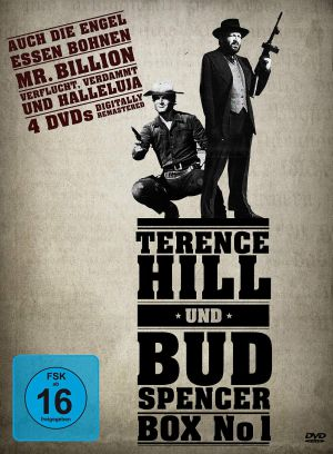Terence Hill & Bud Spencer Collection No 1