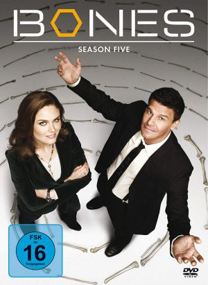 Bones - Die Knochenjägerin - Season 5 - Cast & Crew