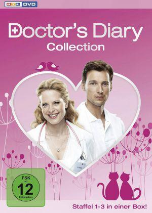Doctor's Diary - Männer sind die beste Medizin Komplettbox Staffel 1-3 (DVD) 2008
