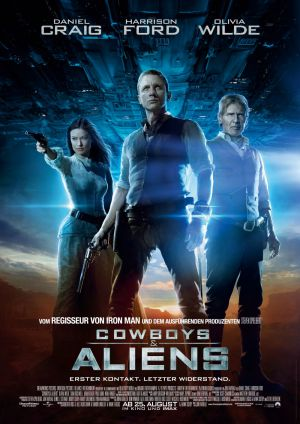 Cowboys & Aliens (Kino) 2011