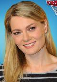 Holley Shiftwells deutsche Stimme Martina Hill im Synchronstudio für Cars 2