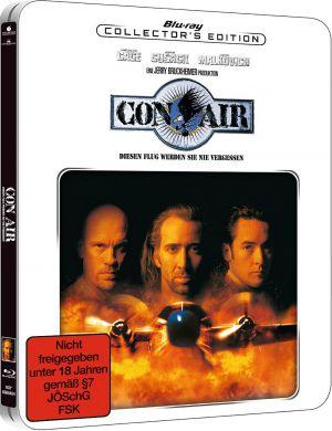Con Air (Steelbook - limitierte Auflage)