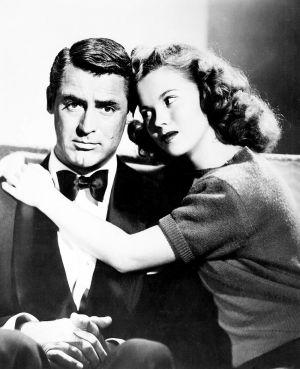 Shirley Temple, Cary Grant, So einfach ist die Liebe nicht (Szene 003) 1947