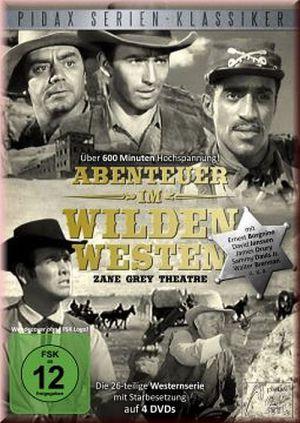 Abenteuer im wilden Westen (DVD) 1956