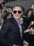 Daniel Craig in Berlin
