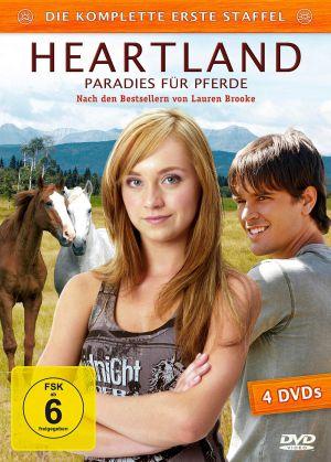 Heartland - Paradies für Pferde (Die komplette erste Staffel) (DVD) 2007