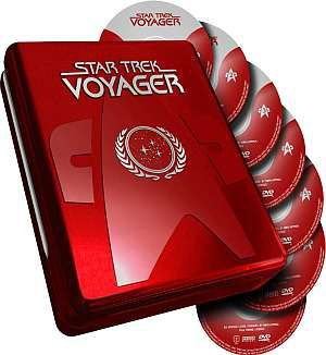 Star Trek - Voyager (alle Staffeln) (DVD)