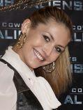 """Fiona Erdmann auf der """"Cowboys & Aliens""""-Premiere in Berlin"""