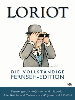 Loriot - Die vollständige Fernseh-Edition (DVD-Box) 2011