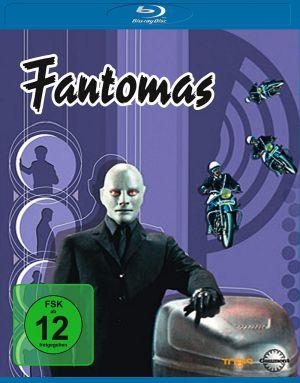 Fantomas (Blu-ray) 1964