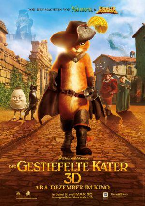 Der Gestiefelte Kater (3D) (Kino) 2011