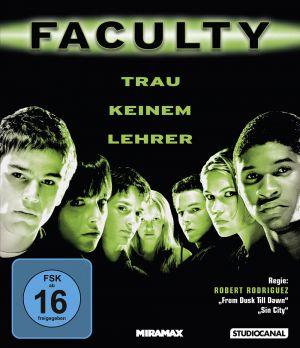 Faculty - Trau keinem Lehrer (Blu-ray) 1998