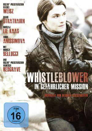 Whistleblower - In gefährlicher Mission (DVD) 2010