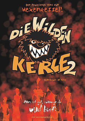 Die Wilden Kerle 2 (Kino) 2005