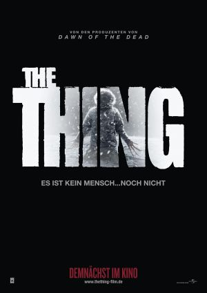 The Thing (Kino) Teaser 2011