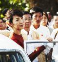 """Michelle Yeoh in """"The Lady - Ein geteiltes Herz"""""""