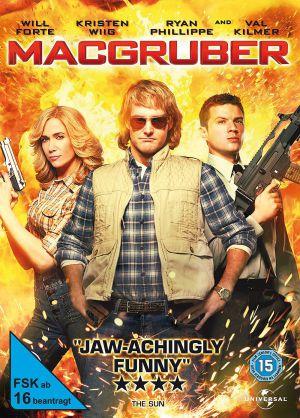 MacGruber (DVD) 2010