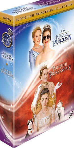 Plötzlich Prinzessin Box Set