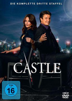 Castle - Die komplette dritte Staffel