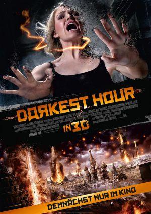 The Darkest Hour 3D (Kino) 2011