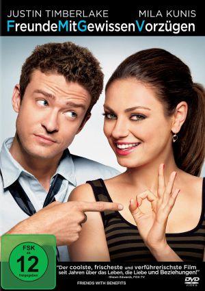 Freunde mit gewissen Vorzügen (DVD) 2010