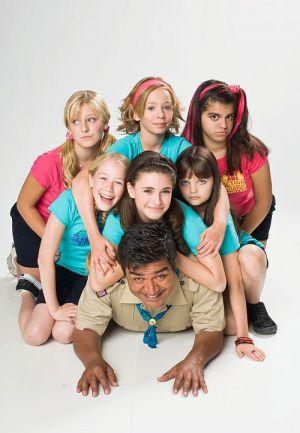 """George Lopez in """"Mr. Troop Mom - Das verrückte Feriencamp"""""""
