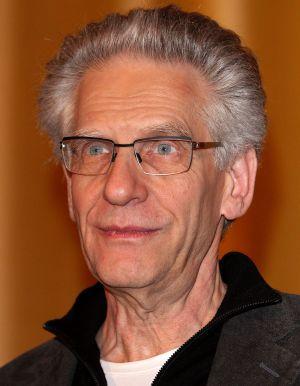 """David Cronenberg auf der Premiere von """"Eine dunkle Begierde"""""""