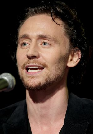 Tom Hiddleston auf der New York Comic Con