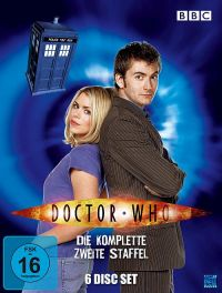 Doctor Who, Die komplette zweite Staffel (DVD) 2005