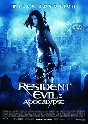 Resident Evil: Apocalypse (DVD-Cover)