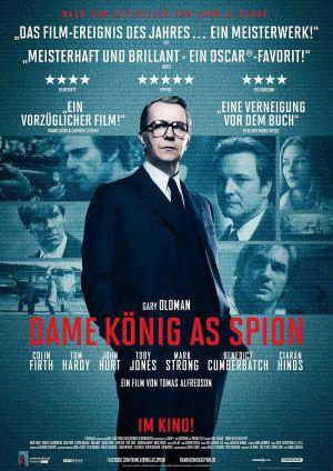 Dame, König, As, Spion (Kino) 2011