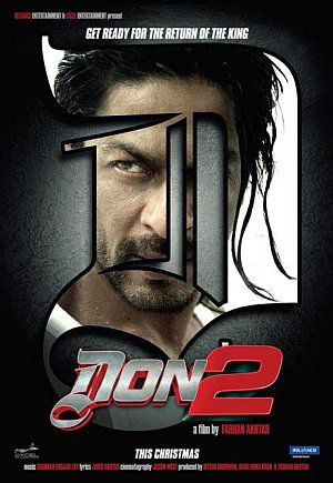 Don 2 - The King is back (Kino) engl. 2011