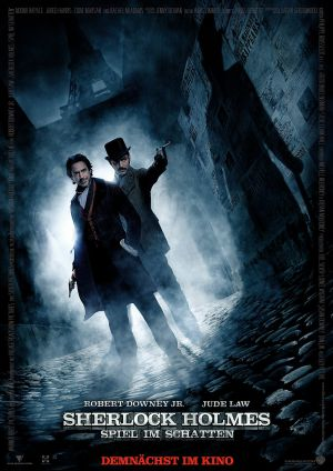 Sherlock Holmes: Spiel im Schatten (Kino) 2011