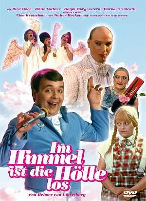 Im Himmel ist die Hölle los (DVD)