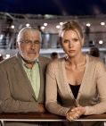 """Mario Adorf und Veronica Ferres in """"Die lange Welle hinterm Kiel"""""""