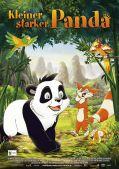 Kleiner starker Panda 3D