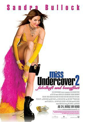 Miss Undercover 2 (Kino) engl