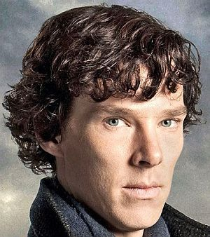 Benedict Cumberbatch, Sherlock (Poster) 2010