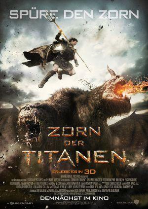 Zorn der Titanen (3D) (Kino) 2012