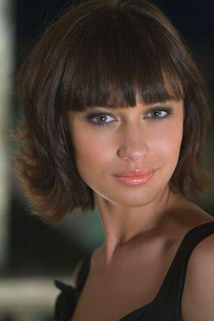"Olga Kurylenko in ""James Bond 007: Ein Quantum Trost"""
