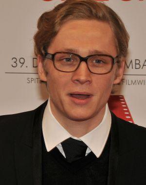 Matthias Schweighöfer auf dem 39. Deutschen Filmball 2012