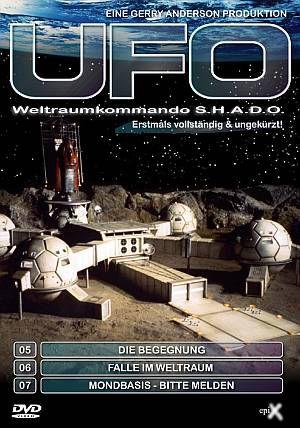 UFO Weltraumkommando S.H.A.D.O. (Folge 5-7)
