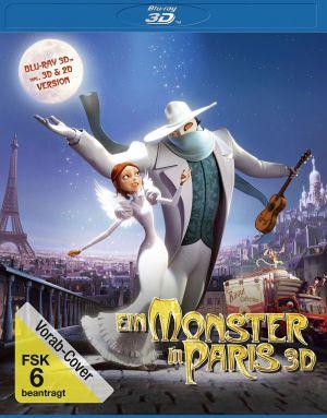 Ein Monster in Paris (3D) (3D-Blu-ray) 2011