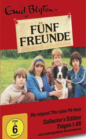 Enid Blyton - Fünf Freunde (Collector's Edition)