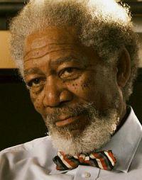 Morgan Freeman in