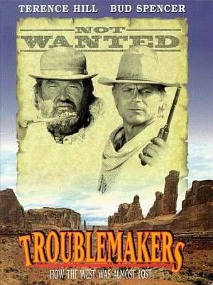 Die Troublemaker (DVD) engl 1994