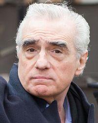 Martin Scorsese am Set von