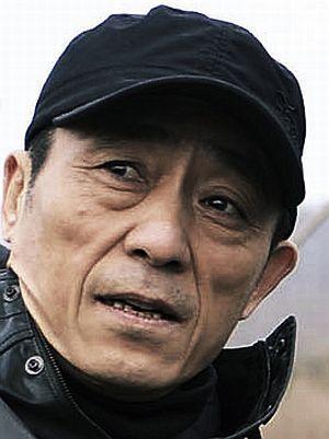 """Zhang Yimou am Set von """"Die Blumen des Krieges"""""""