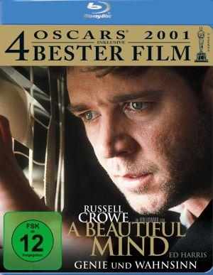 A Beautiful Mind - Genie und Wahnsinn (Blu-Ray) 2001