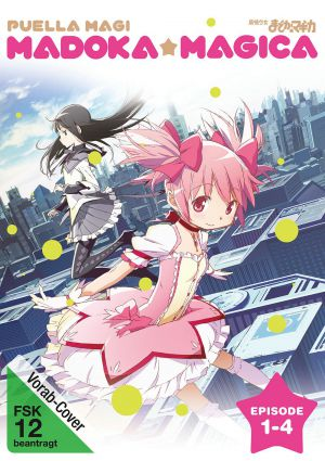 Maho Shojo Madoka Magica (DVD) 2011
